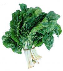Las espinacas son un alimento con vitamina A