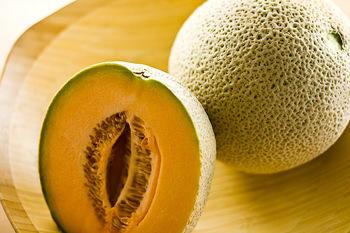 El melón es un alimento con vitamina A