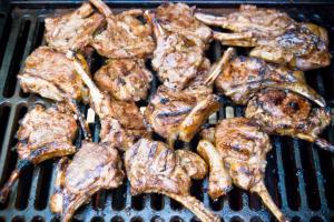 Carne de cordero y vitamina B12