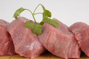 Carne de vaca y vitamina B12