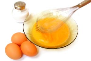 Huevos y vitamina B12